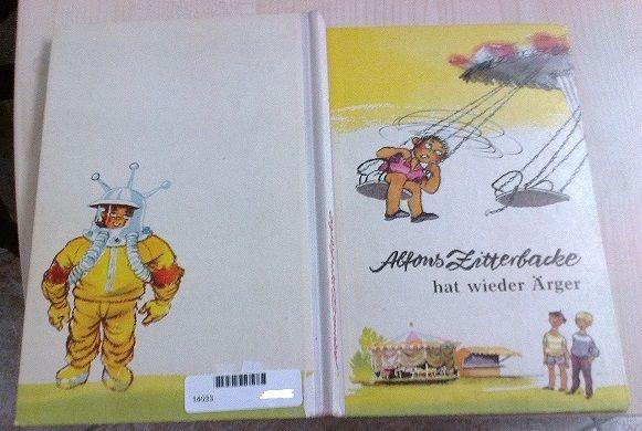 Alfons Zitterbacke Hat Wieder ärger Ab 10 Jahre Jugendbuch Bücher Kinderbücher