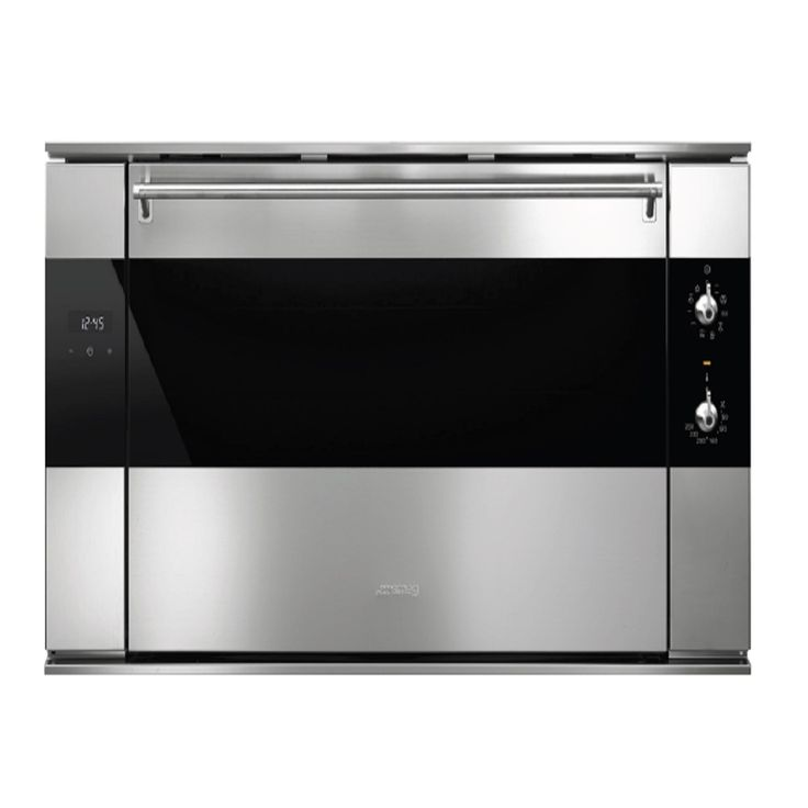 THERMOSEAL The seal of Smeg's quality, technical excellence and taste: succulent…