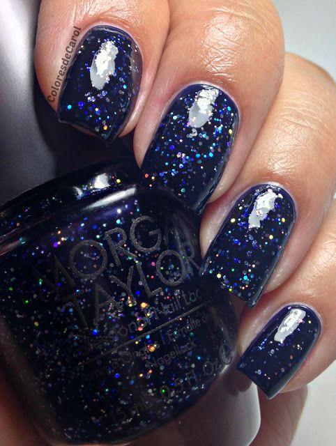 Morgan Taylor Under The Stars Nail Polish Colors Pinterest Nails And Art