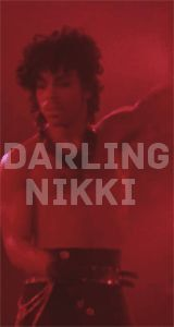 Darling Nikki Prince Tribute In Loving by SummerRainesNaturals