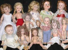 Tips for successful doll restoration