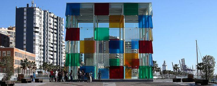 Pompidou Malaga: viaje por el arte moderno y contemporáneo | Fotografía | EL PAÍS