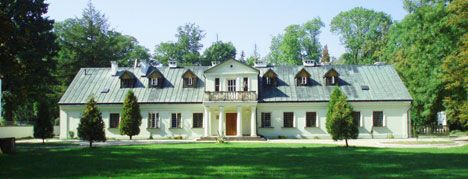 Muzeum - Dworek Mikołaja Reja w Nagłowicach