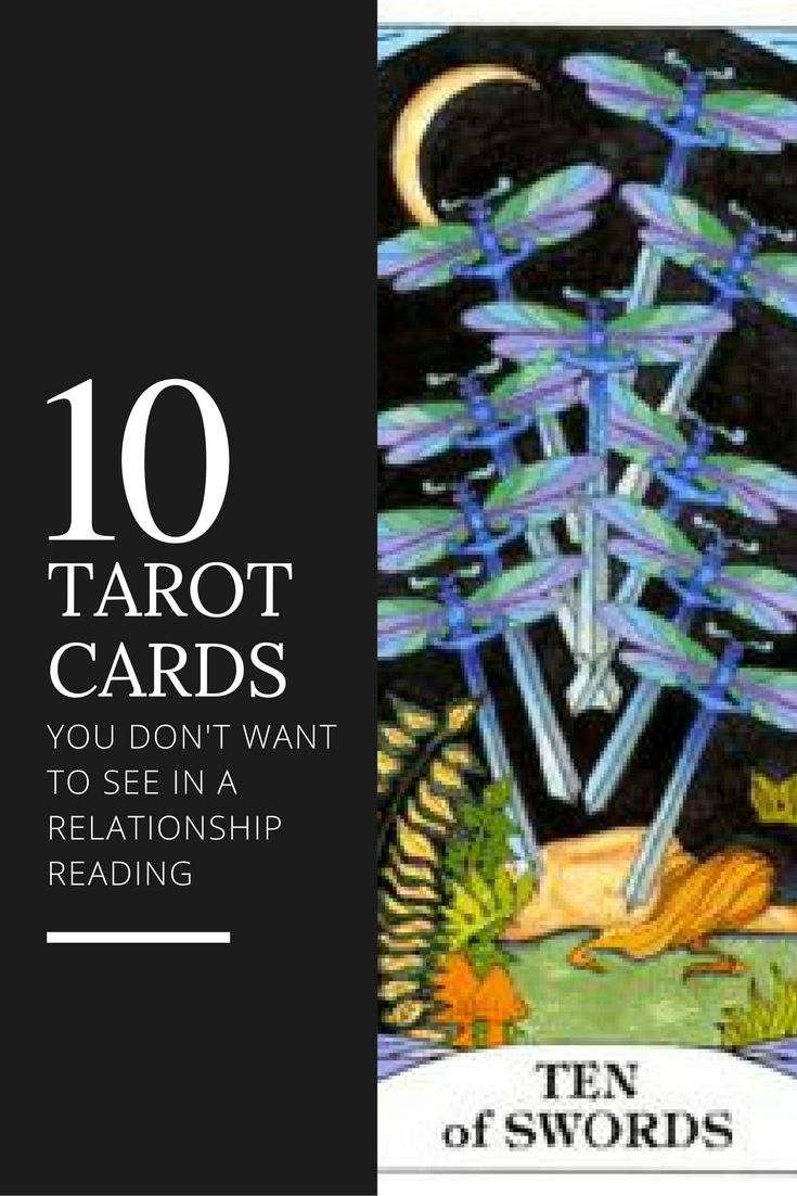 You decide to pull up your favorite Relationship Spread to explore your love life for insight. You get your cards, meditate, shuffle and lay out the cards. If any of these cards appear, tuck in, and focus on the message the card has in relation to the other c ards around it.