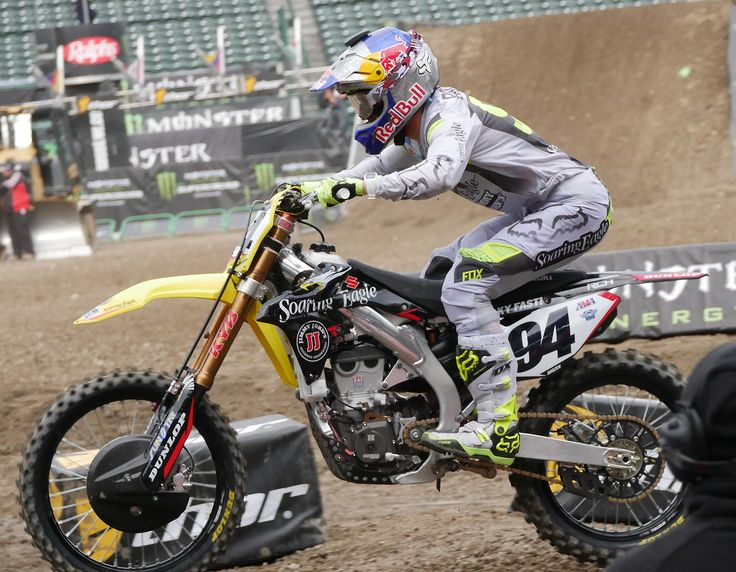 Ken Roczen Monster Energy Dirt Bikes Motocross Motorbikes Pilots Racing Motorcycles