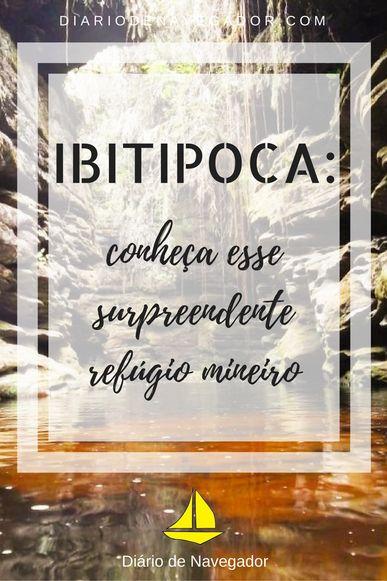 Você gosta de lugares tranquilos, contato com a natureza, comer comida gostosa e ainda pagar barato? Pois então, venha com a gente e conheça Ibitipoca!