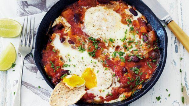 Mexická vejce Foto: