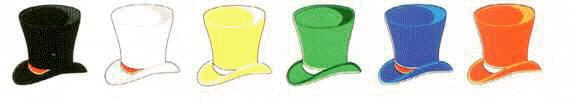 Lesson Plans & Handouts for the six thinking hats