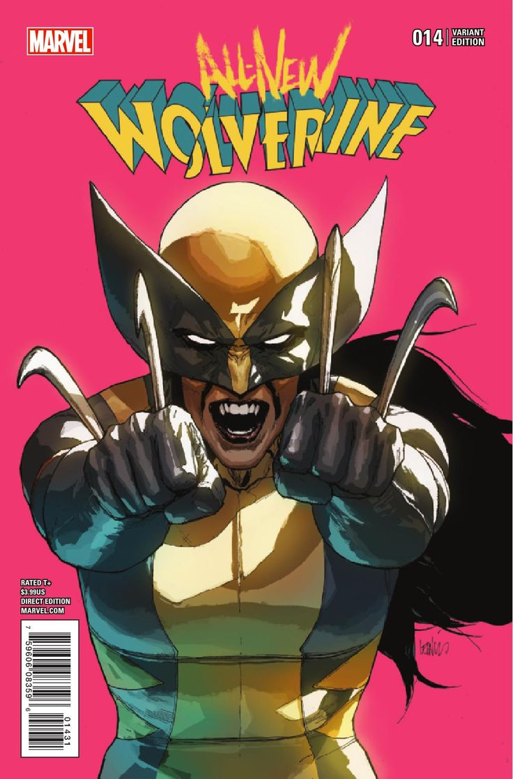 """Preview: All-New Wolverine #14, Story: Tom Taylor Art: Nicole Virella Cover: David Lopez Publisher: Marvel Publication Date: November 16th, 2016 Price: $3.99 """"ENEMY..., #All-Comic #All-ComicPreviews #ALL-NEWWOLVERINE #Comics #DavidLopez #Marvel #NicoleVirella #previews #TomTaylor"""