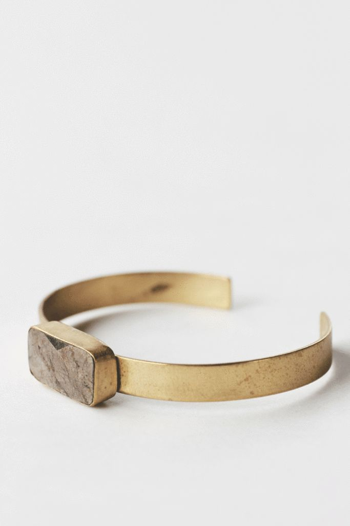 Mercurial Bangle by Mineralogy