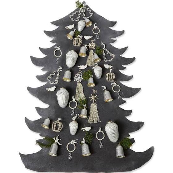 besonderer antiker weihnachtsschmuck
