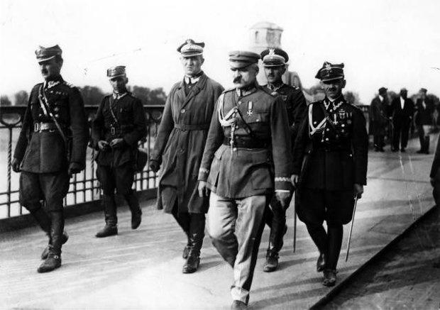 12 maja 1926 r. Rozmowa
