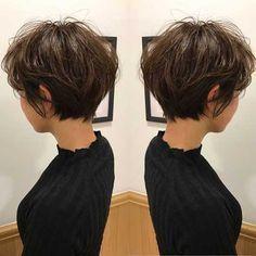 Beste kurze Frisuren mit 20 Bildern, kurze Frisuren-13