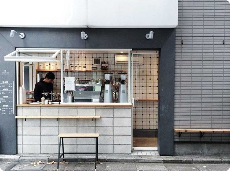 small coffee shop - Cafe Design Ideas