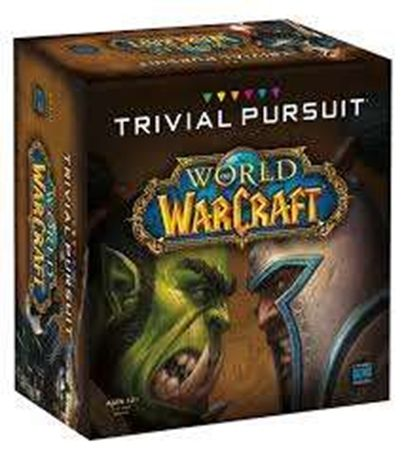 World+of+Warcarft+Trivial+Pursuit