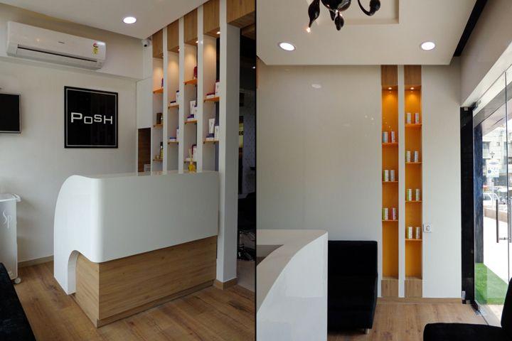 POSH Salon & Spa by Jignasu Shah Design Associates, Ahmedabad – India » Retail Design Blog