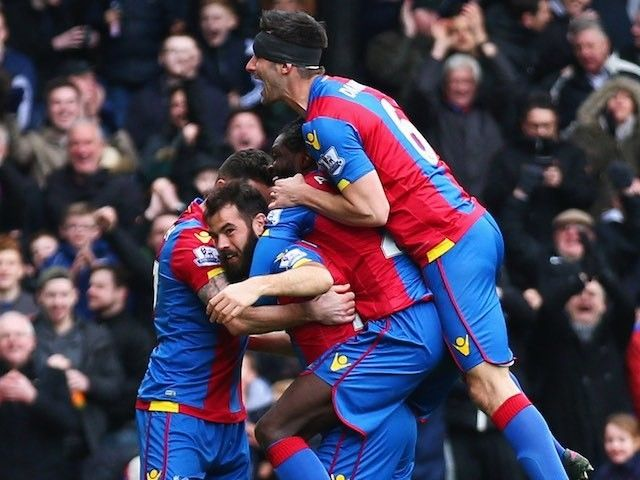 Crystal Palace's Andros Townsend hails 'massive' win over Stoke City