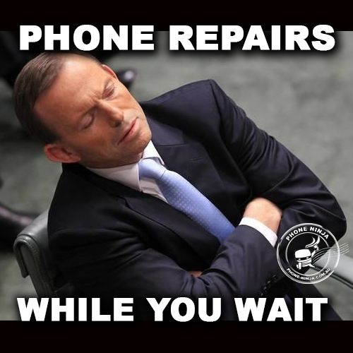 Phone repairs... while you wait! Our technicians have honed their skills to ninja-like perfection, and we're able to #repair almost any #smartphone, or #Tablet on the market, often right on the spot. #iphone #samsung #HTC #sony #mobile #phone #screen #problems #perth #wa #australia #fix