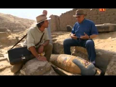 Documental. Cleopatra La Faraona Perdida