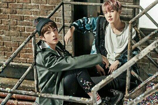 BTS Member Teaser #You_Never_Walk_Alone Concept #Jin #JHope