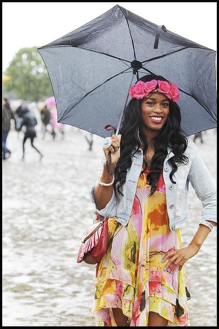 Lovebox Festival 2011 - A decade of fashion
