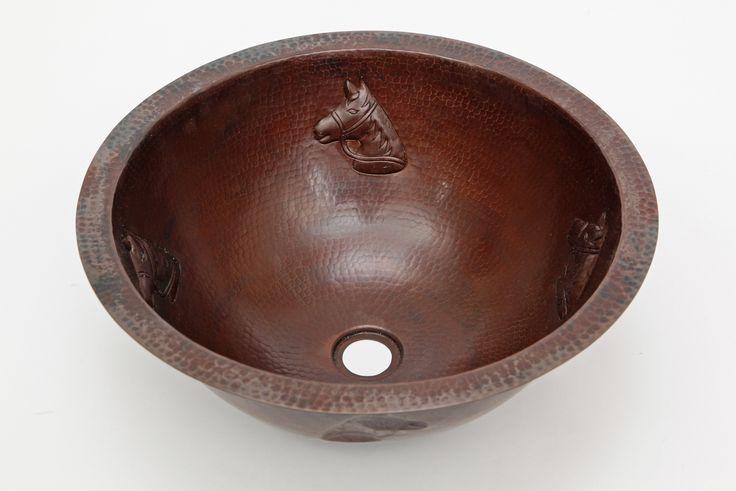 25 Best Copper Bathroom Sinks Ideas On Pinterest Bowl