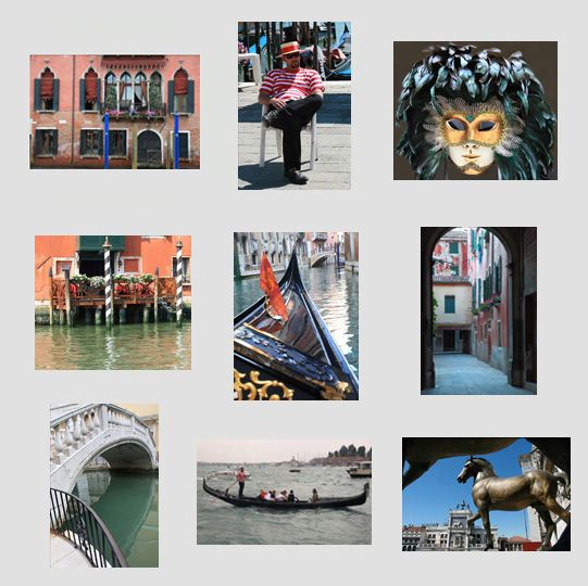 Scenes from Venice
