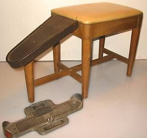 getting your feet measured... any one else remember this.