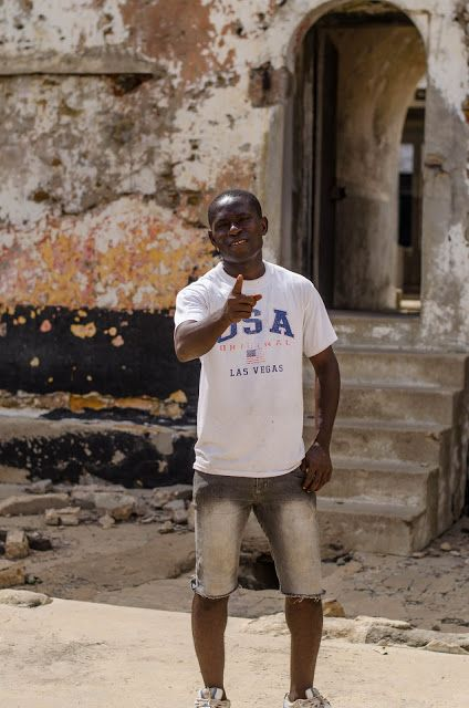 The Vibrance of Ghana