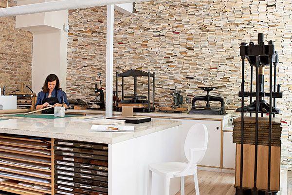 amanda love's bucktown studio/home.