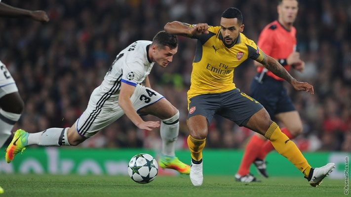 Theo  My chemistry with Alexis