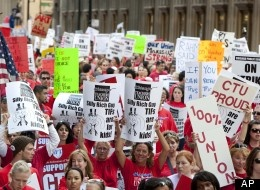 Chicago Teachers Strike: Wealthy Donors Changed Education Policy Landscape In Illinois                        Posted: 09/14/2012  5:54 pm