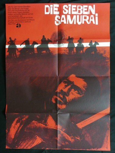 a review of japanese culture in seven samurai a movie my akira kurosawa Seven samurai has 33 ratings and 3 reviews alexander said: ''what's the use of  worrying about your beard when your head's about to be taken''a poor v.
