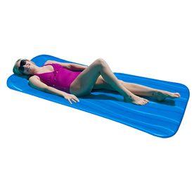 Aqua Cell Cool Pool Blue Foam Raft Nt104b
