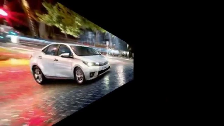 Toyota Corolla 2014 Характеристики (Тойота Королла 2014)