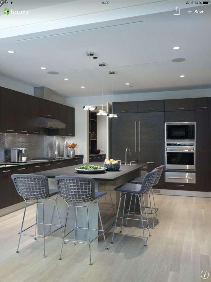 Moderne Raumausstattung, Terrasse, Minimalismus, Terrasse, Küchen,  Innenräume