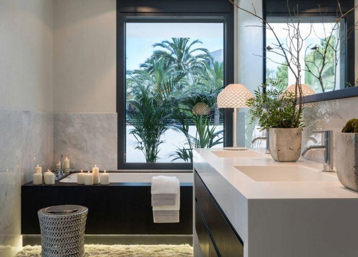 120 best Baños images on Pinterest Bathroom ideas, Room and - badezimmer 7m2