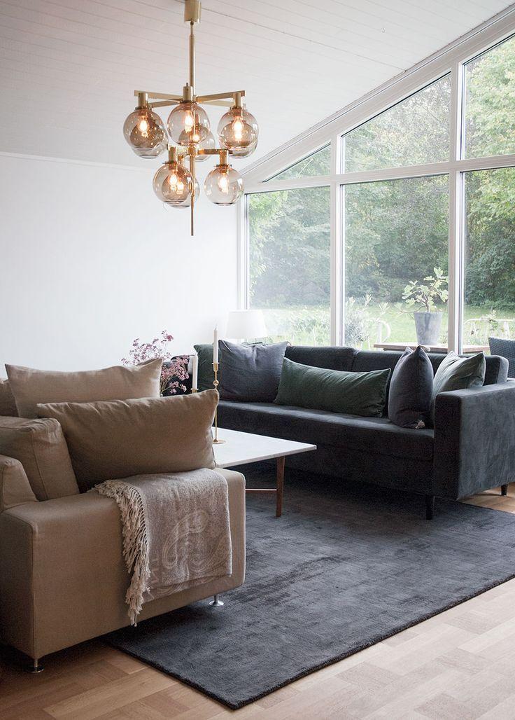 Uberlegen Elegante Wohnzimmer Idee