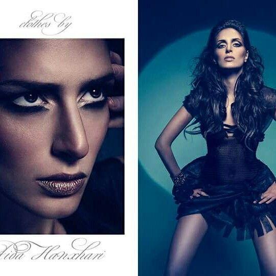Model : Peli Tr  Photographer :Antonis Mamillos  Makeup :Joanna Stella Papathanasiou  Hairstyle :Eleni Pairaktaridou