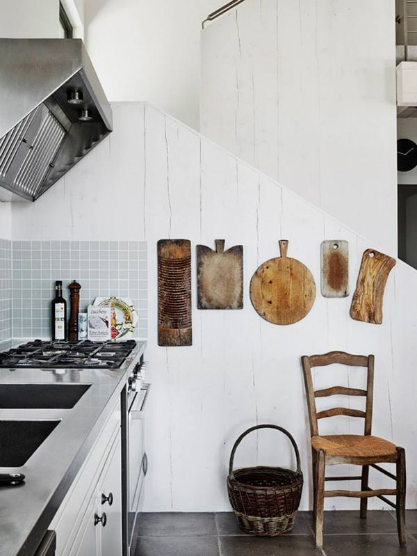 Cutting boards to die for! / A Summer Home In Umbria, Italy