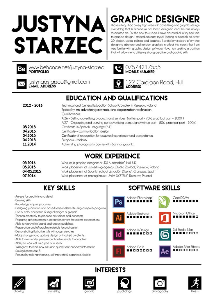25+ unique Cv english ideas on Pinterest Perfect resume, Cv in - funny resume mistakes