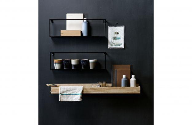 25 beste idee n over muur planken op pinterest planken wandrek en slaapkamer muur planken - Deco originele muur ...