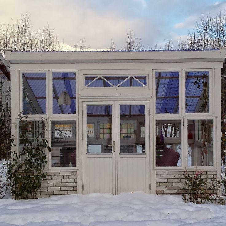 VÅRLI : Klissvåt vinterkåpe i Valdreshagen
