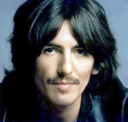 George Harrison - I fell in love with him when I was something like 6 years old - and I still am <3 Photo by John Kelly 1968