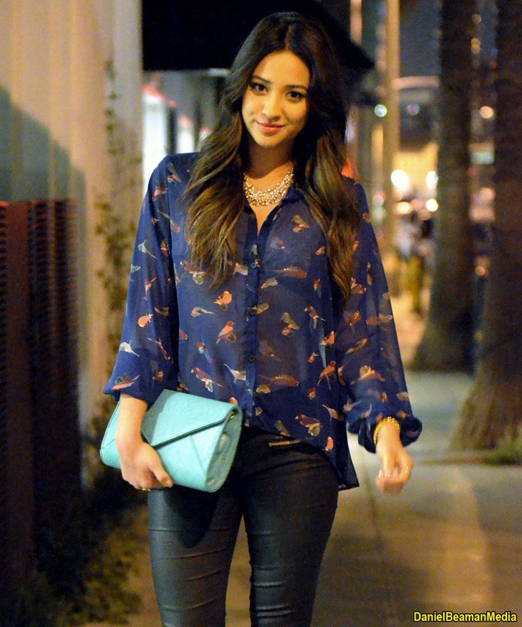 shay mitchell from PLL