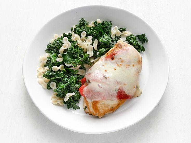 The 25 best chicken pasta recipe food network ideas on pinterest cheesy chicken with kale pasta forumfinder Choice Image