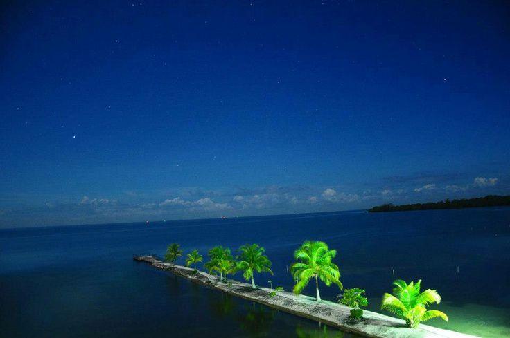 Amatique Bay, Izabal