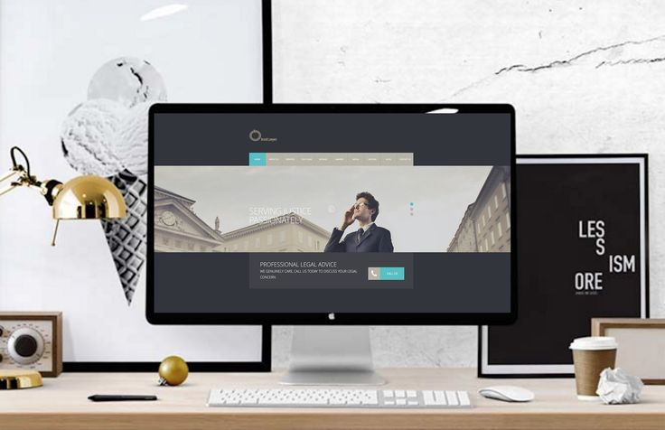 Website Design Agency Write Marketing Corp - One of our Latest Website Designs - Law Firm. See live view at: http://brandtlawyers.com