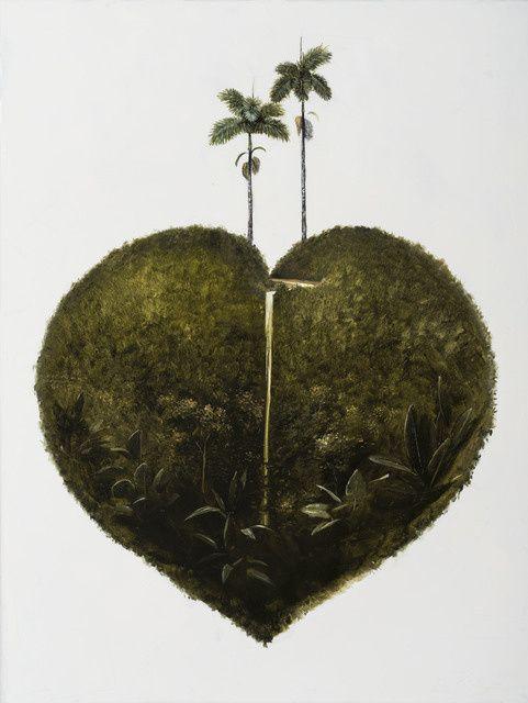 Pedro Ruiz | National Herbarium (2016) | Artsy