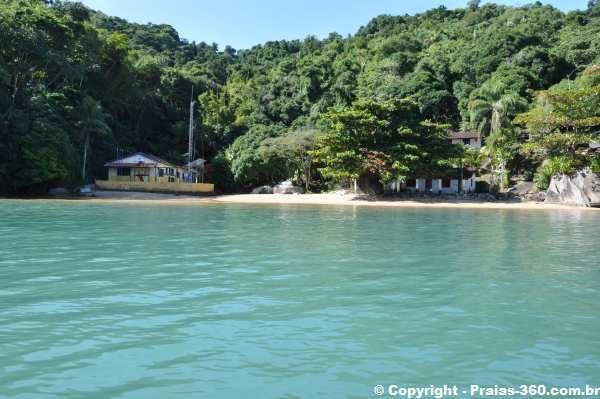 Praia do Baré, Paraty (RJ)